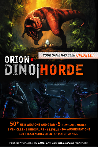 ORION Dino Horde