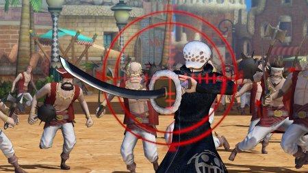One Piece Pirate Warriors 3 скачать торрент