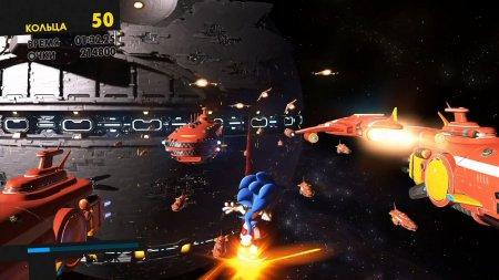 Sonic Forces Механики скачать торрент