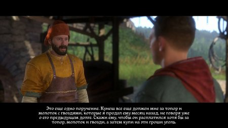Kingdom Come Deliverance скачать торрент русская версия