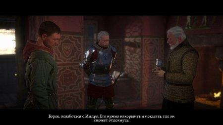 Kingdom Come: Deliverance скачать торрент Механики