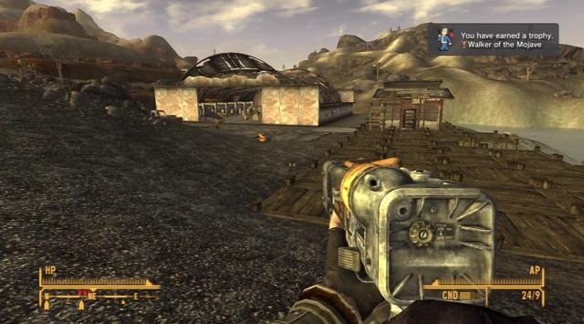 Скачать Fallout 4 Механики