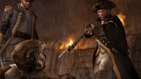 Assassin's Creed 3 Tyranny of King Washington (2013)  на русском