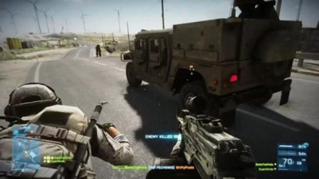 Battlefield 3 End Game (2013)  на русском
