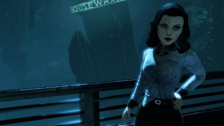 BioShock Infinite: Burial at Sea - Episode Two (2014)  на русском