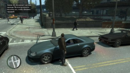 Grand Theft Auto 4: Episodes from Liberty City (2010)  на русском
