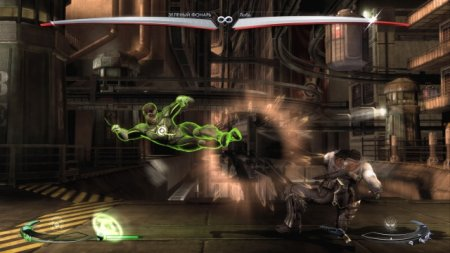 Injustice: Gods Among Us (2013)  на русском