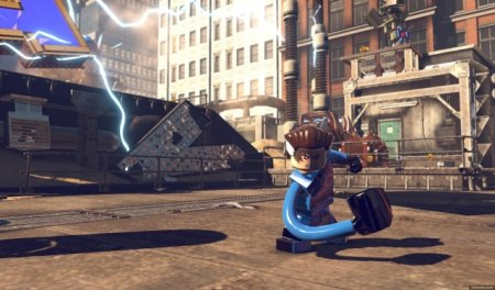 LEGO: Marvel Super Heroes (2013)  на русском