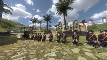 Mount and Blade: Caribbean (2013)  на русском