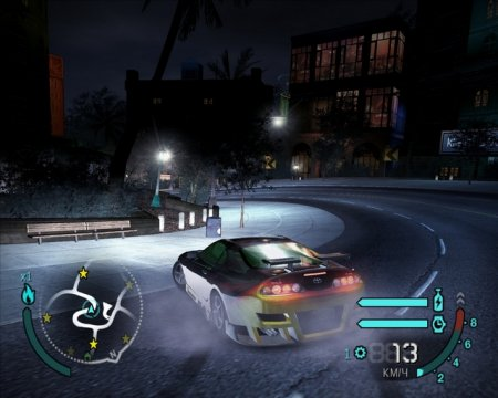 Need for Speed Carbon (2006)  на русском