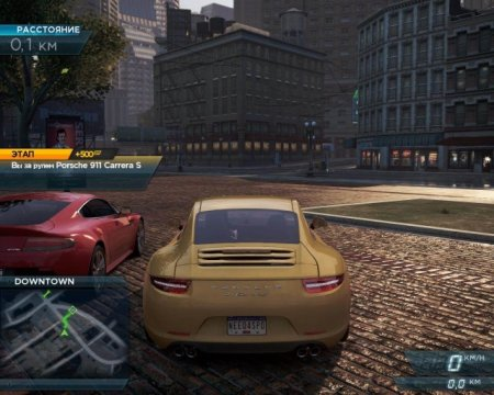 Need for Speed: Most Wanted (2012) скачать торрент на русском