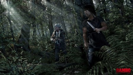 Rambo: The Video Game (2014)  на русском