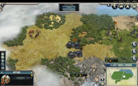 Sid Meier's Civilization V: Brave New World (2013)  на русском