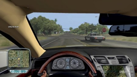 Test Drive Unlimited (2008)  на русском