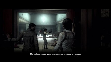 The Evil Within (2014)  на русском