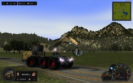 Woodcutter Simulator 2013 (2012)  на русском