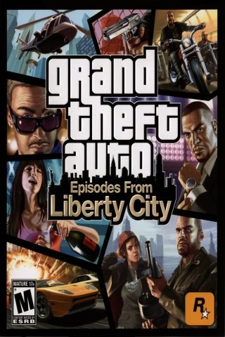 Grand Theft Auto 4: Liberty City