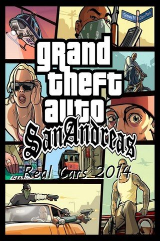 GTA: San Andreas - Real Cars