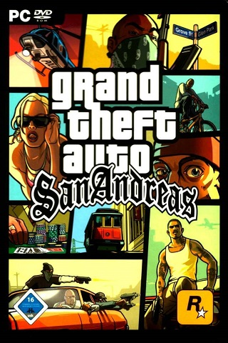 GTA San Andreas: Hot Coffee