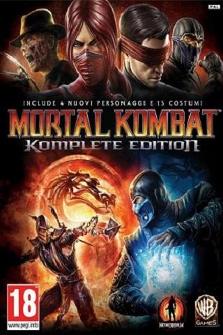 Mortal kombat 2 скачать торрент игра на пк