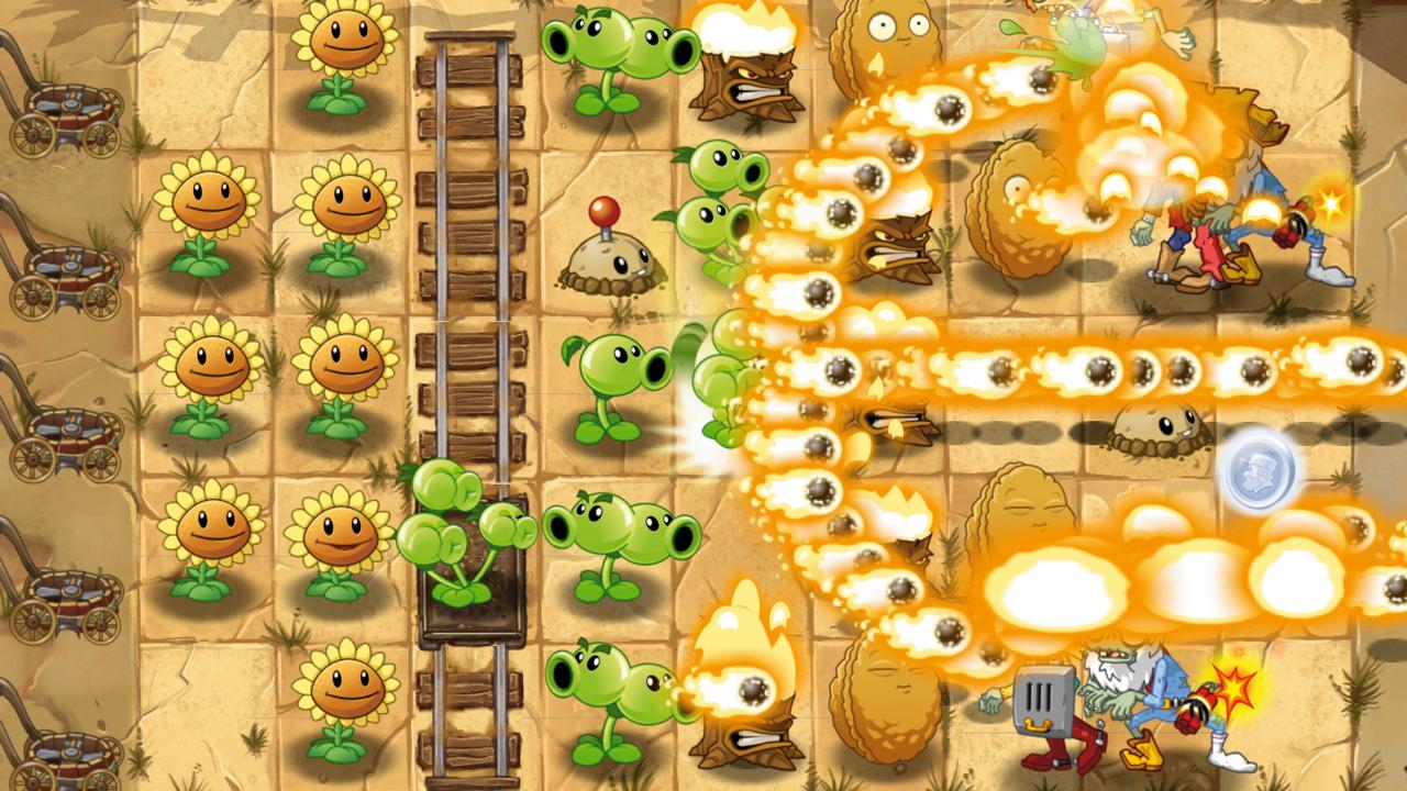 Игры зомби против растений 2 скачать на пк