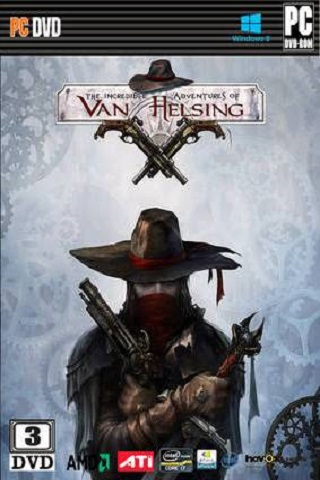 Adventures of Van Helsing