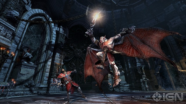 Скачать castlevania lords of shadow 2 revelations торрент.