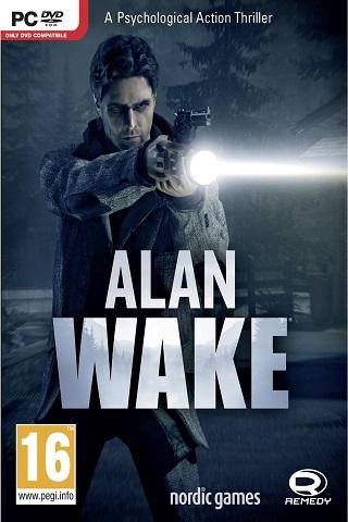 Alan wake pc скачать торрент