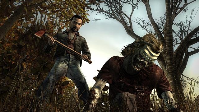 Walking Dead Эпизод 4