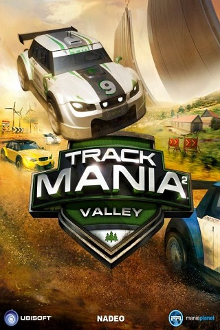 TrackMania 2:Valley