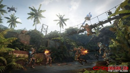 Crysis 3: The Lost Island
