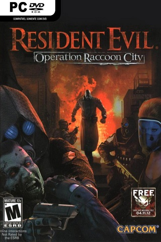 RE: Operation Raccoon City