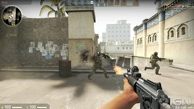 Counter-strike global offensive stable (2013) pc rus скачать через.