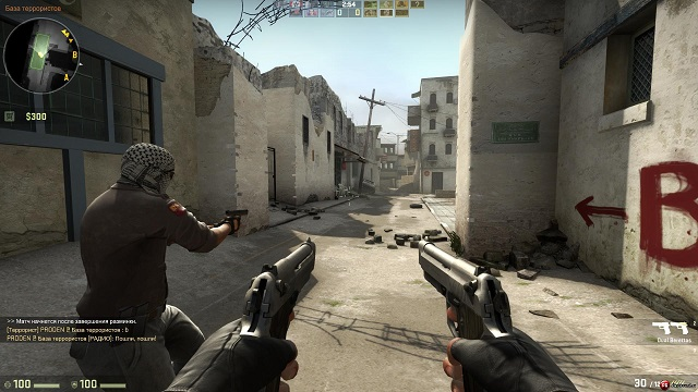 Counter strike source торрент с крутыми оружиями,скинами,на.