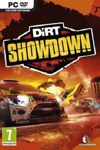Dirt Showdown Русификатор скачать