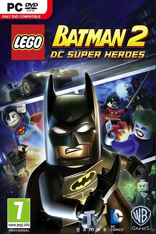 Скачать Лего Бэтмен 6