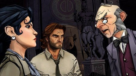The Wolf Among Us - Episode 1 Faith