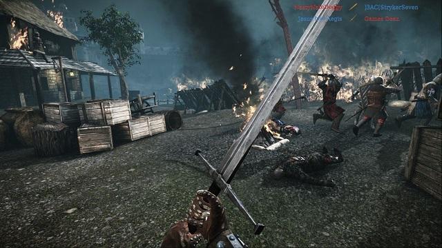 Chivalry medieval warfare скачать.