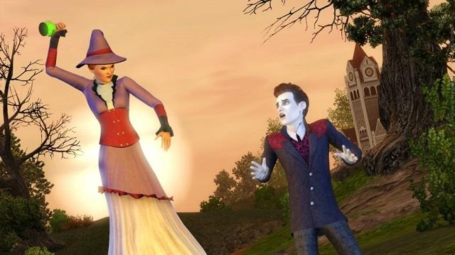 Скачать игру симс 3 сверхъестественное на компьютер бесплатно (3.