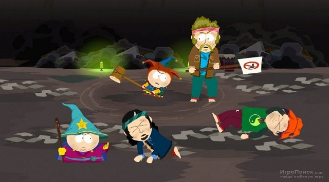 Скачать south park: the stick of truth (саус парк палка истины.