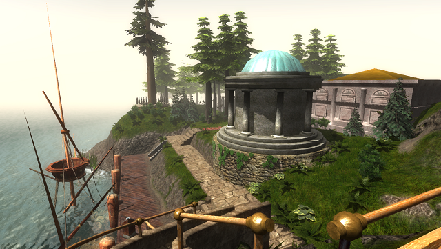 Gameplay RealMyst: Masterpiece Edition
