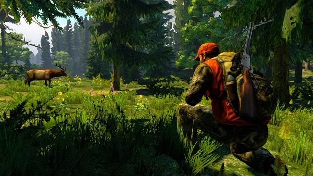 Большая охота (2008) скачать торрент бесплатно.
