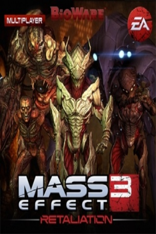 Mass Effect 3: Retaliation