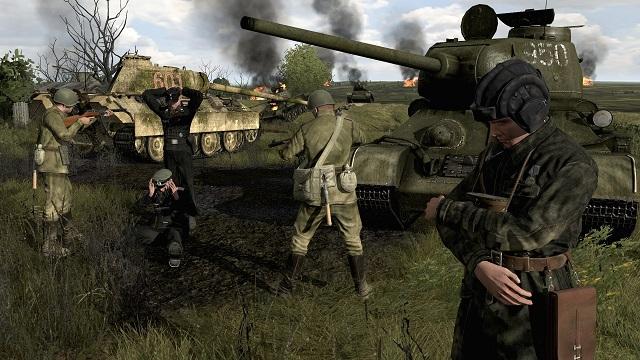 Iron front liberation 1944 скачать игру торрент бесплатно.