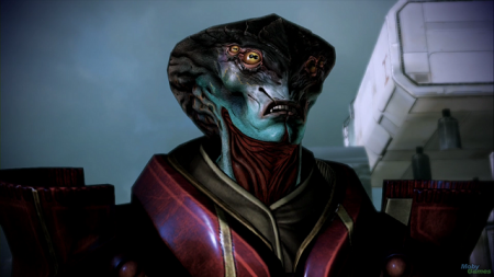 Mass Effect 3 From Ashes