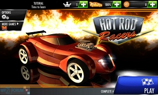 Hot Rod Racers ������ ������