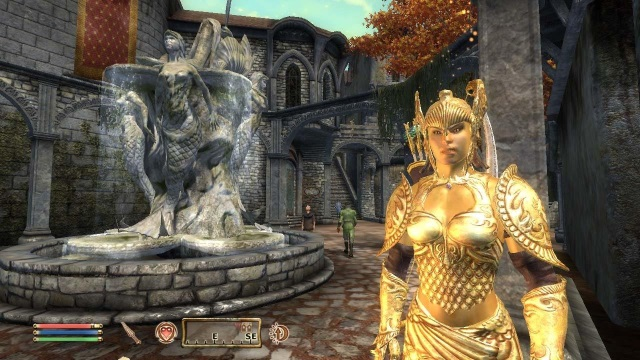 The elder scrolls iv: oblivion free download.