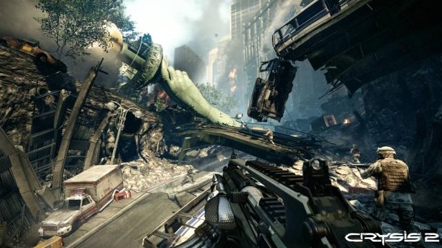 Crysis 2 дата выхода, системные требования, официальный сайт.