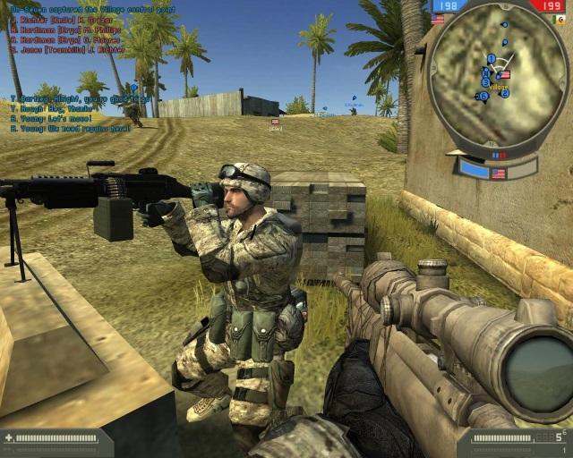 Battlefield 2 power strike скачать торрент