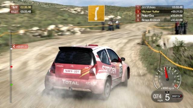 Colin Mcrae Rally 4 на Двоих скачать торрент